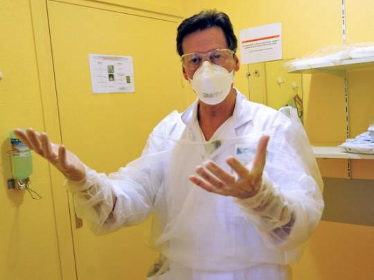 Francia: due nuovi pazienti affetti da coronavirus a Tour