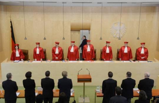 La Corte Costituzionale tedesca (ULI DECK/AFP/Getty Images)