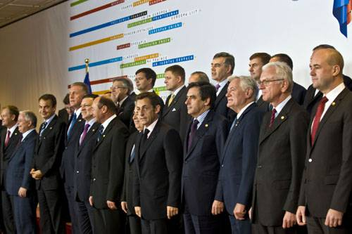 Bruxelles: è cominciato in mattinata il Consiglio europeo dei capi di stato