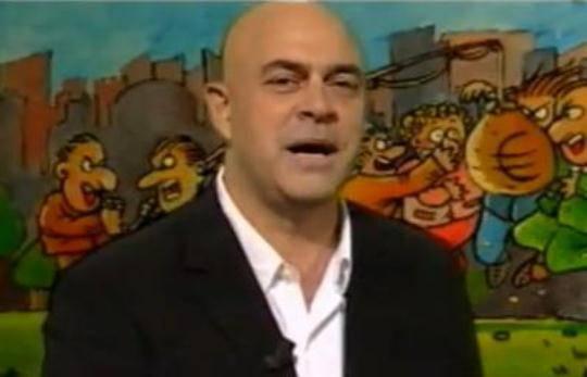 'Ballarò' 5 giugno 2012: Maurizio Crozza spara a zero su tutti i partiti (video YouTube)