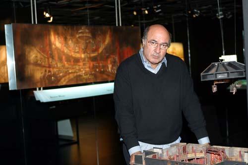 CINEMA / Dante Ferretti, l'artigiano del cinema in mostra
