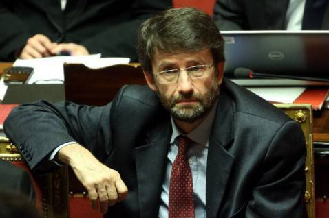 Dario Franceschini (Getty images)