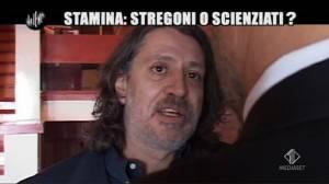 "Davide Vannoni (screeshot ""Le Iene"")"