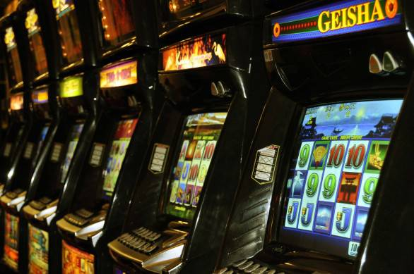 Tassa su slot machine