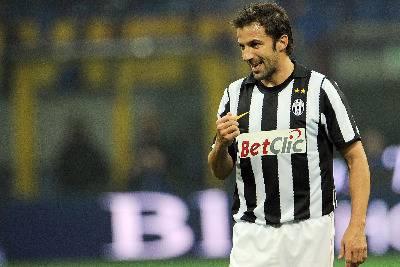 La Juventus torna a vincere, a decidere è ancora una volta Alessandro Del Piero