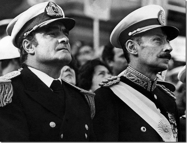 E' morto Eduardo Massera, uno dei più crudeli esponenti della dittatura Argentina