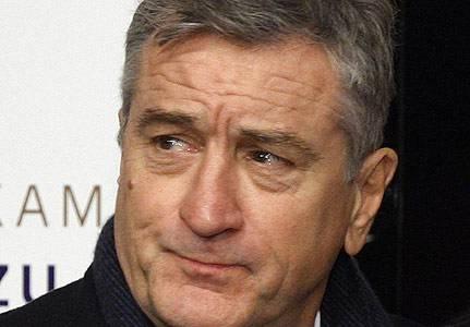 Il Premio Oscar Robert De Niro ha vinto il premio De Mille alla carriera