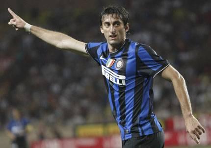 Calciomercato Inter, Milito fino al 2014