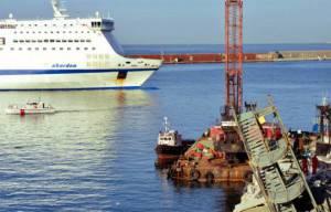 Porto di Genova (Foto: GIUSEPPE CACACE/AFP/Getty Images)