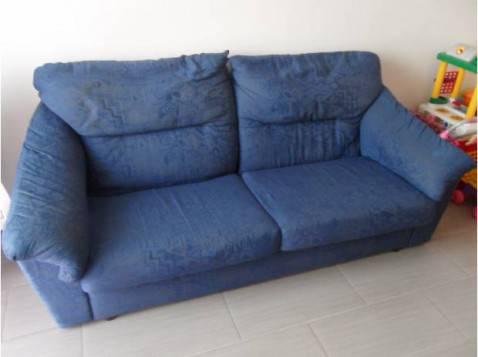 Decidono di comprare un divano usato ma quello che for Comprare un divano online