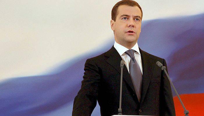 """Russia, Medvedev: """"La morte di Bin Laden si riflette sulla sicurezza nel paese"""""""