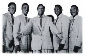 The Drifters anni '50