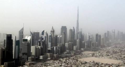 Dubai (KARIM SAHIB/AFP/GettyImages)