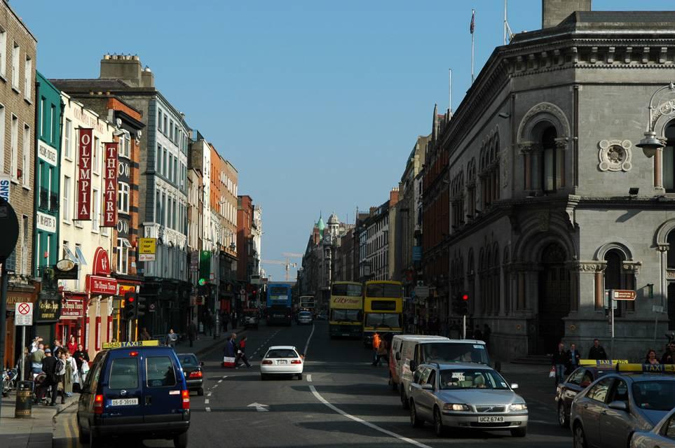 Irlanda: a Dublino le strade più sicure d'Europa
