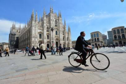 Il Duomo di Milano (GIUSEPPE CACACE/AFP/Getty Images)
