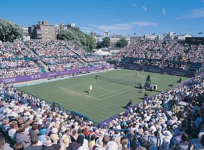 WTA Eastbourne 2011: fase finale del torneo. Momento d'oro per la Hantuchova
