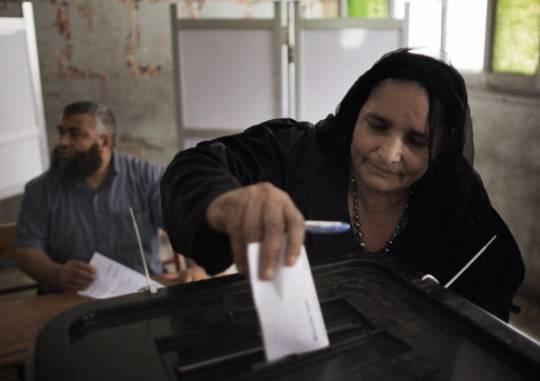 Egitto: seggi aperti oggi e domani per le elezioni presidenziali