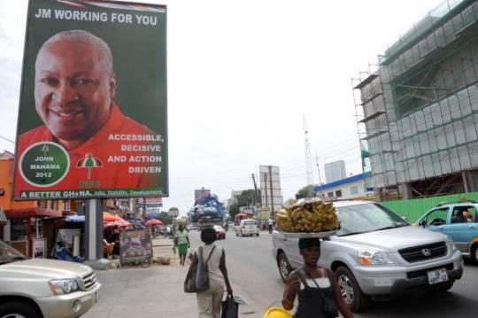 Elezioni presidenziali in Ghana