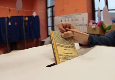 Elezioni (MARCELLO PATERNOSTRO/AFP/Getty Images)