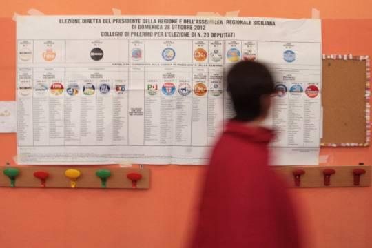 Elezioni: simboli e liste elettorali (Getty Iamges)