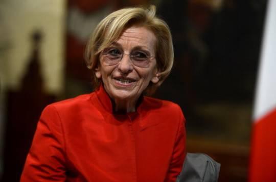 Balcani: Bonino a Belgrado soddisfatta dei rapporti con la Serbia