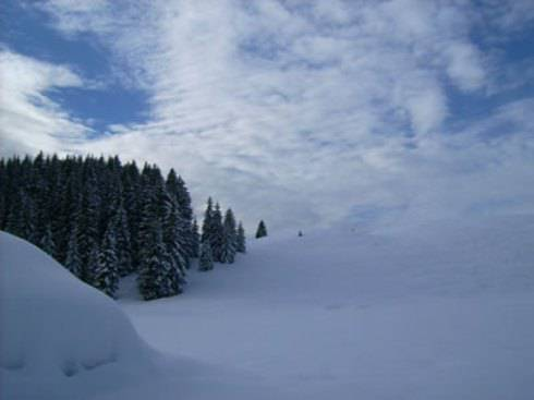 Maltempo in Italia: ritorna la neve a Cortina, temporali su tutto il Veneto