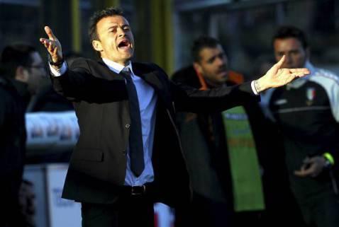 enrique1 478x321 Atalanta vs Roma 4 1: Senza Totti e De Rossi i giovani giallorossi affondano. Video gol e highlights