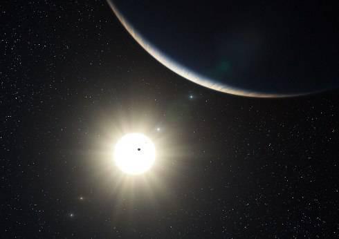 ASTRONOMIA / Sistema extrasolare, scoperti 7 pianeti che orbitano intorno ad una stella simile al Sole