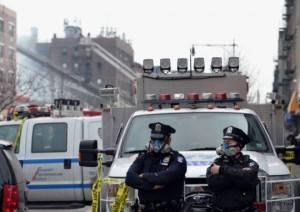 La polizia (Getty Images)