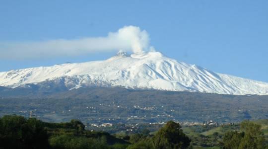 L'eruzione dell'Etna del 4 marzo 2012 (video Youreporter)