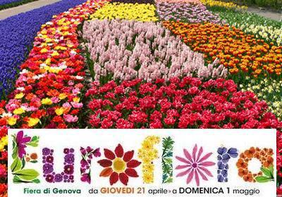 Euroflora torna a Genova: la città si vestirà con piante e fiori di tutto il mondo