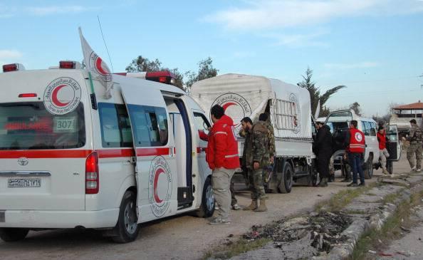 Siria: ripresa dei colloqui a Ginvera. Evacuati 1200 civili da Homs