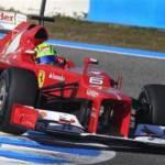 """Ferrari F1: esordio 'off' di Felipe Massa. Tombazis: """"Non guardiamo il cronometro"""""""