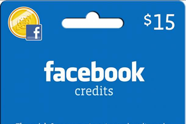 Facebook, il Credits sarà da luglio la nuova moneta