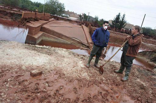 FANGO TOSSICO / Ungheria, il bilancio si aggrava: 7 le vittime