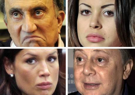 Processo Ruby: oggi parte udienza preliminare contro Fede, Mora e Minetti