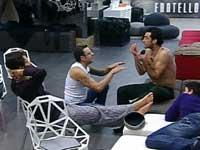 Diretta live Grande Fratello 11, scontro tra Ferdinando e Davide