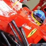 Ferrari F1: la Rossa è ancora in rodaggio, Fernando Alonso 'stecca' la prima