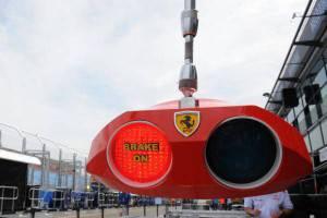 Foto Twitter della Scuderia Ferrari