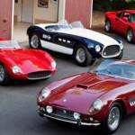 4 Ferrari d'epoca all'asta per un valore di oltre 20 milioni di dollari