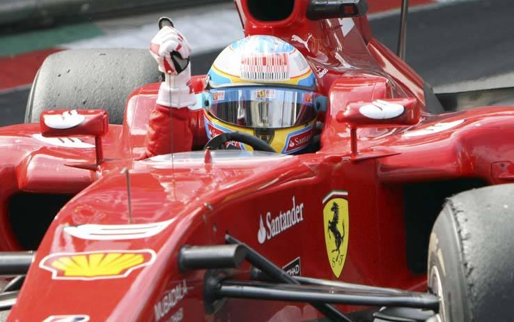 FORMULA 1 / Ferrari, Alonso trionfa nel Gp di Monza