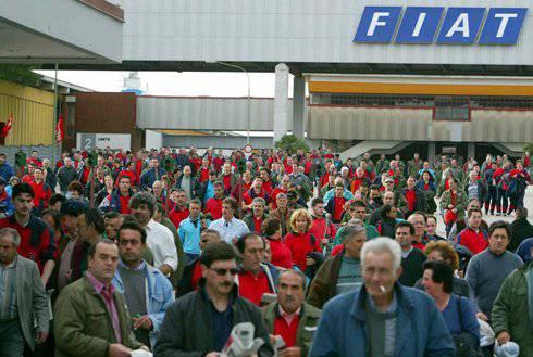 Il diktat di Marchionne si sposta alla Fiat di Cassino: Fiom pronta alle barricate
