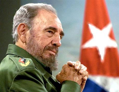 Cuba: Fidel Castro dice addio alla guida del Partito Comunista