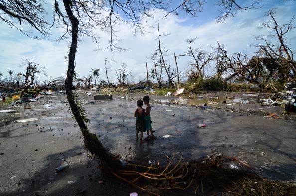 Tifone alle Filippine: contattati tre dei dodici italiani nel Paese