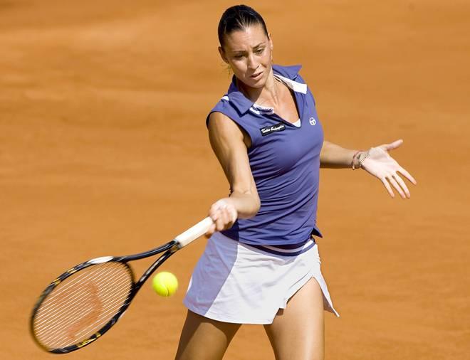 TENNIS / Torneo di Tokyo, Flavia Pennetta passa al terzo turno
