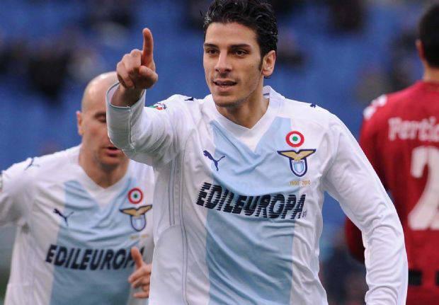 """LAZIO / Floccari, la punta biancoceleste dal ritiro in azzurro: """"Se ci danno un rigore nel derby lo faccio calciare ad Hernanes"""""""