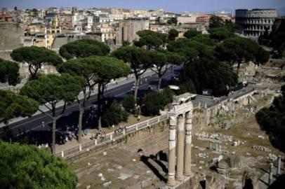 Veduta di Roma (Getty Images)