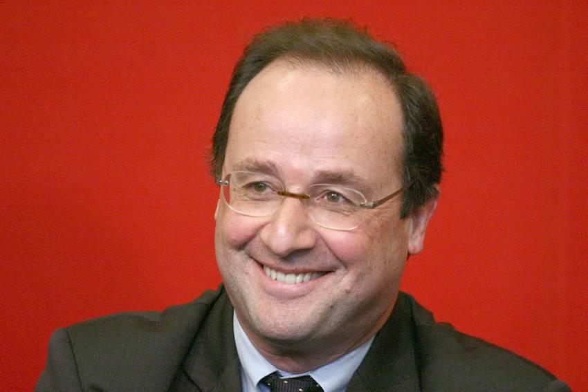 Elezioni presidenziali Francia 2012 : François Hollande (Partito Socialista) è il preferito dai sondaggi