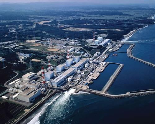 Giappone: resina idrosolubile sulle macerie di Fukushima per impedire le emissioni radioattive