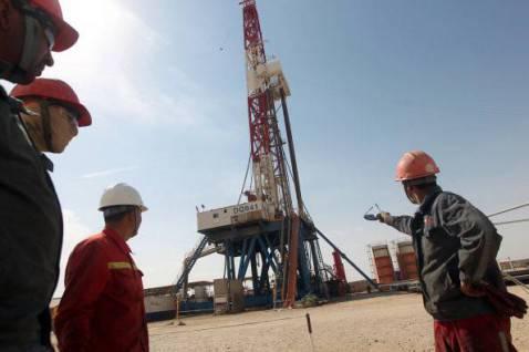 Gasdotto della Gazprom (AHMAD AL-RUBAYE/AFP/Getty Images)